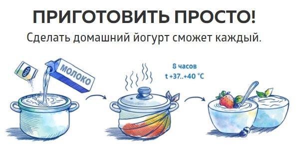 Бактериальная закваска «Наринэ» для взрослых и детей (3)