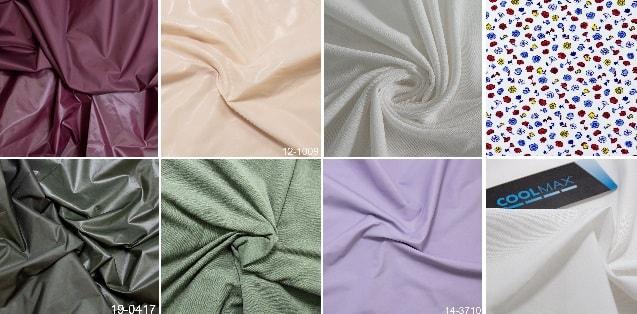 Ткани и нитки для швейных машин от компании Фурнитоп (2)