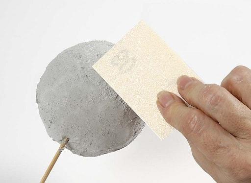 Бетонные шары своими руками для интерьера (6)
