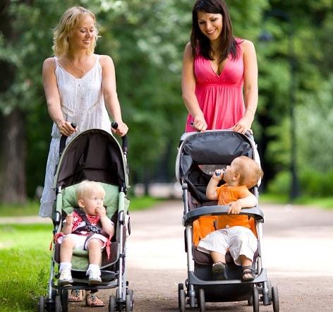 Как выбрать прогулочную коляску (1)