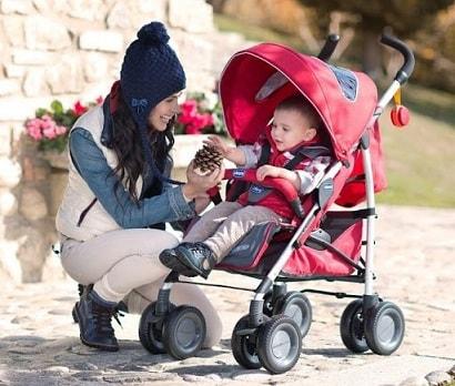 Как выбрать прогулочную коляску (2)