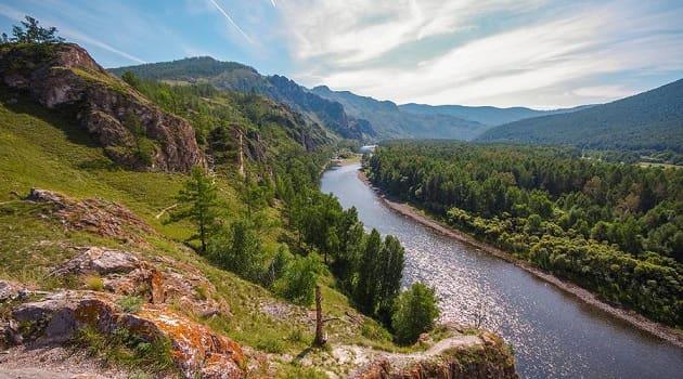 Лучшие маршруты осенью по величественной России (3)