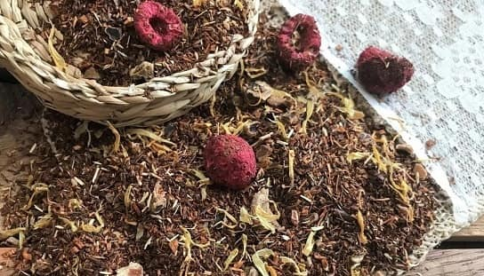 Чай Ройбуш и Ханибуш (2)