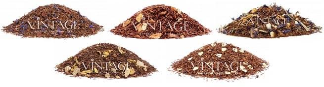 Чай Ройбуш и Ханибуш