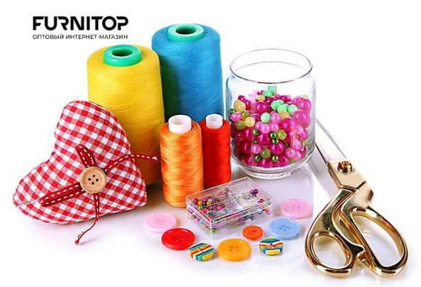 Компания «Фурнитоп» - оптовая покупка швейной фурнитуры (1)