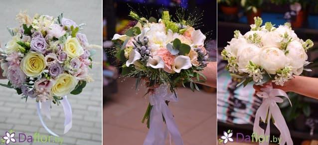 Особенности свадебного букета (2)