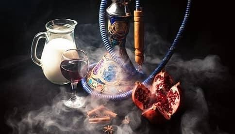 Кальян - уникальный вид курения