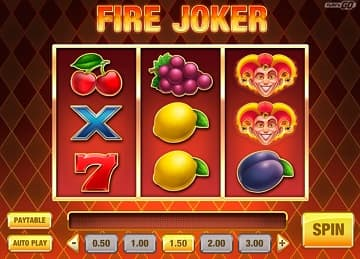 Fire Joker - не шутите с Джокером (2)