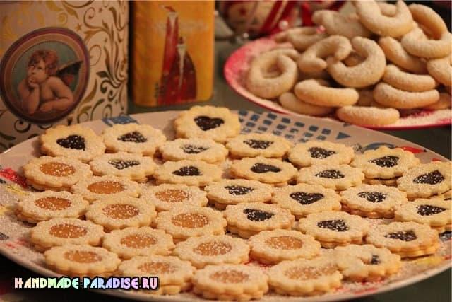Хрустящее печенье. Рецепт (3)
