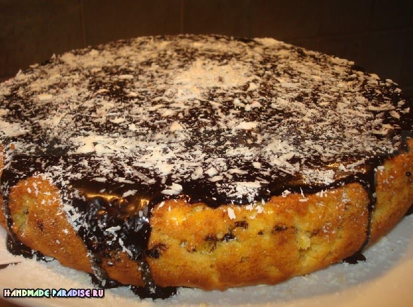 Мандариновый кекс. Рецепт (1)