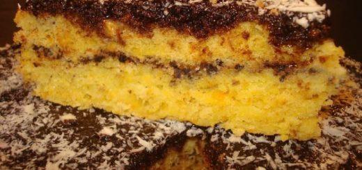 Мандариновый кекс. Рецепт (2)