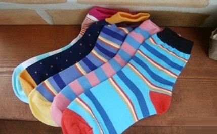 Забавные куколки из носков. Мастер-класс (9)