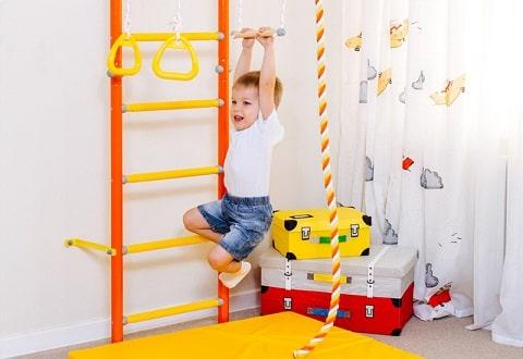 Как выбрать шведскую стенку для ребенка (1)