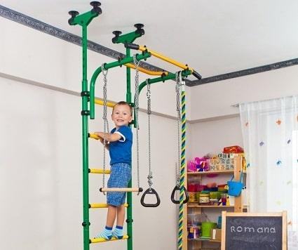 Как выбрать шведскую стенку для ребенка (3)