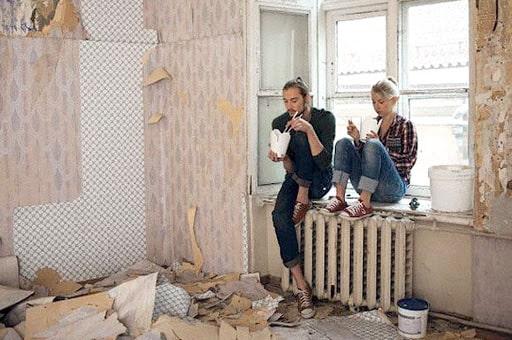 Вот только с чего начать, какие нужны материалы, реально ли сделать ремонт самостоятельно или все же необходимо привлекать специалистов? (1)