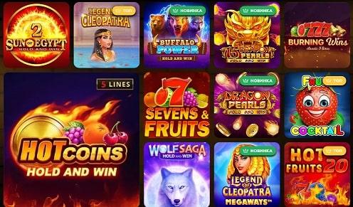 Игровой портал Slots City