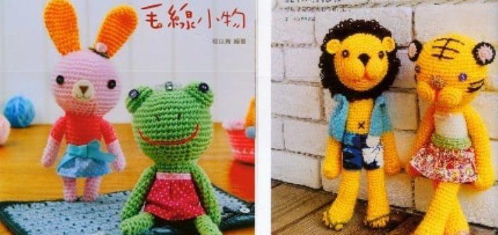 Amigurumi Crochet - вязаные игрушки крючком (1)