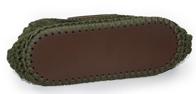 Сумка крючком из полиэфирного шнура (2)